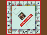 bordspelkado monopoly type A alleen spelbord